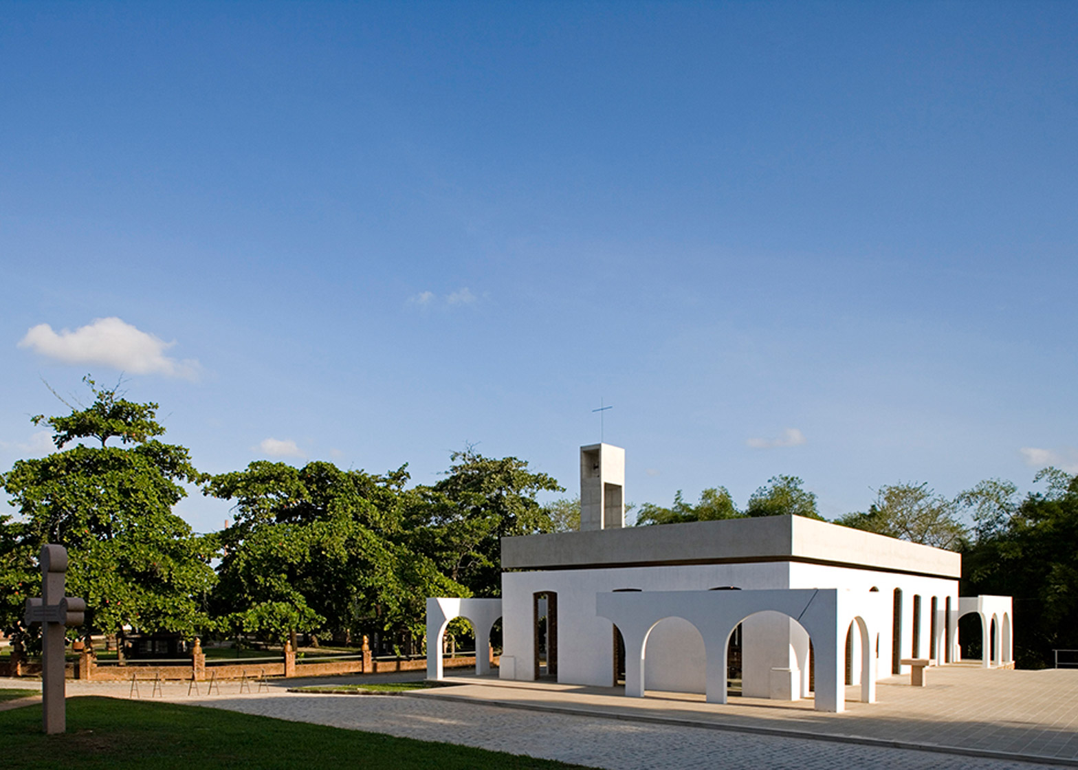 Brennand Chapel, Recife, Brazil