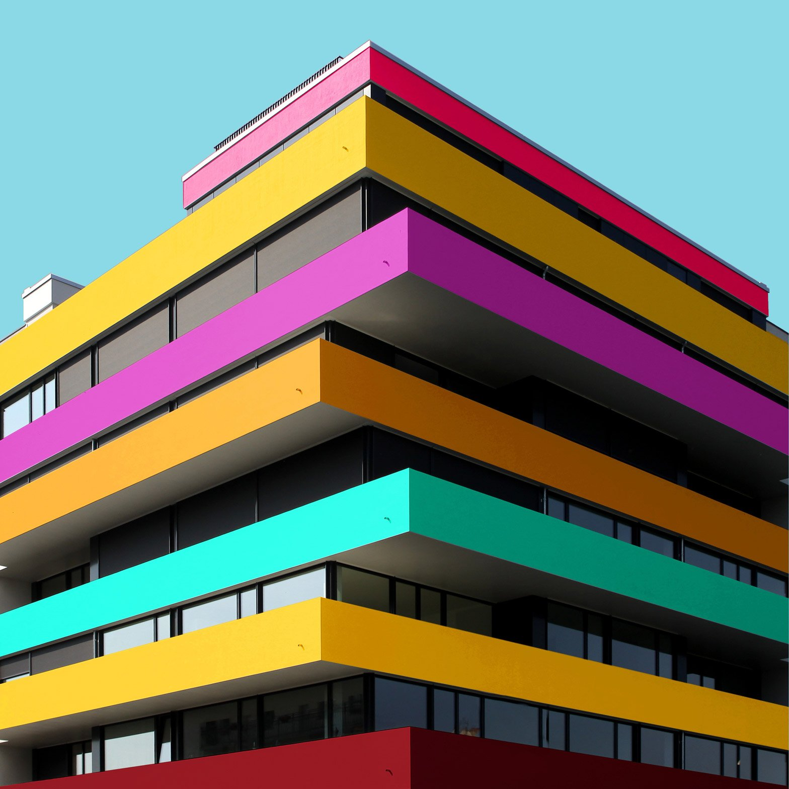 color in architecture essay