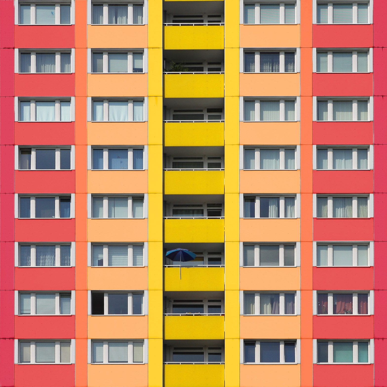 GDR housing estates