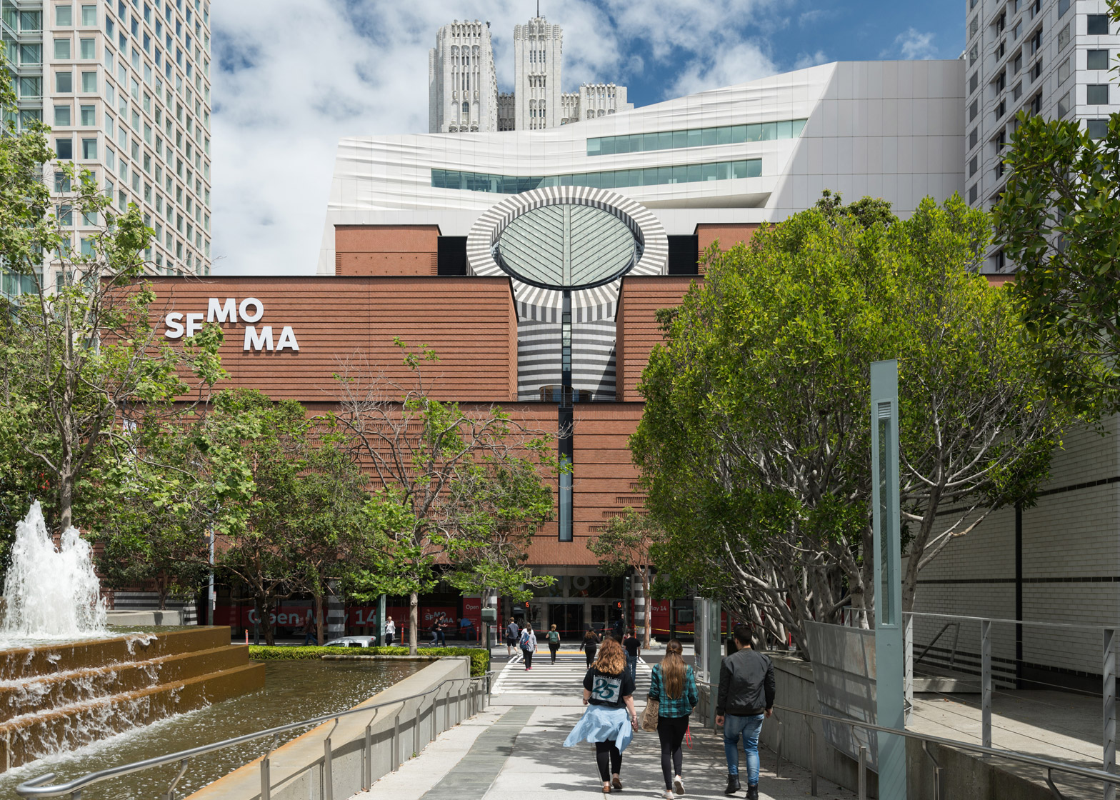 Critics respond to SFMOMA