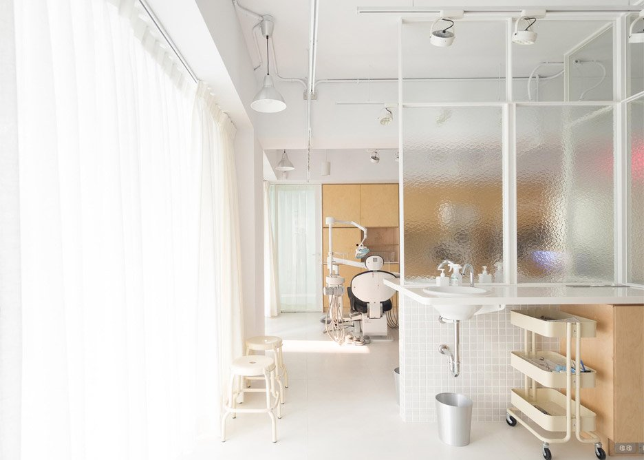 Dental Clinic in Taoyuan city by Germain Canon