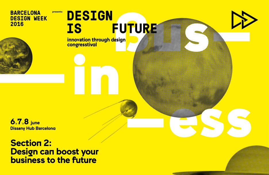 Design is Future event 2016