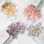 Tatabi Studio designs marbled packaging for Diz-Diz microwave popcorn