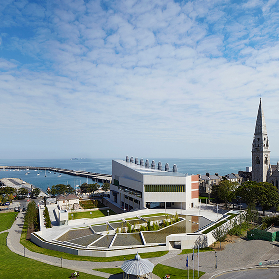 DLR Lexicon Dún Laoghaire Co, Dublin, Ireland, by Carr Cotter Naessens