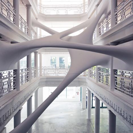 Elastika by Zaha Hadid
