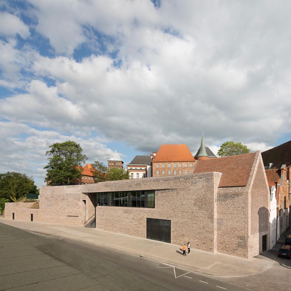 European Hansemuseum Lübeck, Germany, by Studio Andreas Heller Architects & Designers