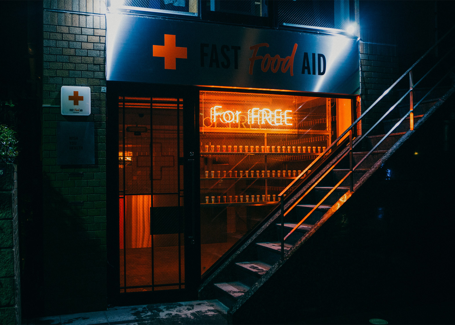 Fast Food Aid by BSPK