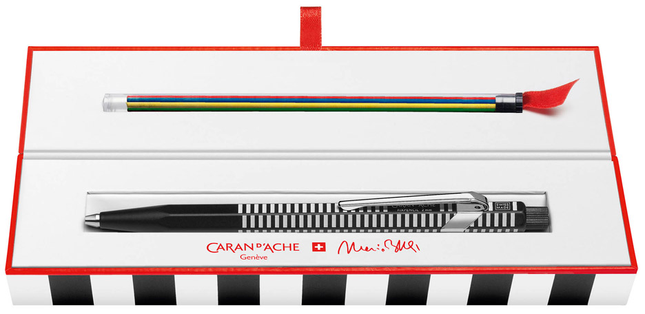 Fixpencil by Mario Botta