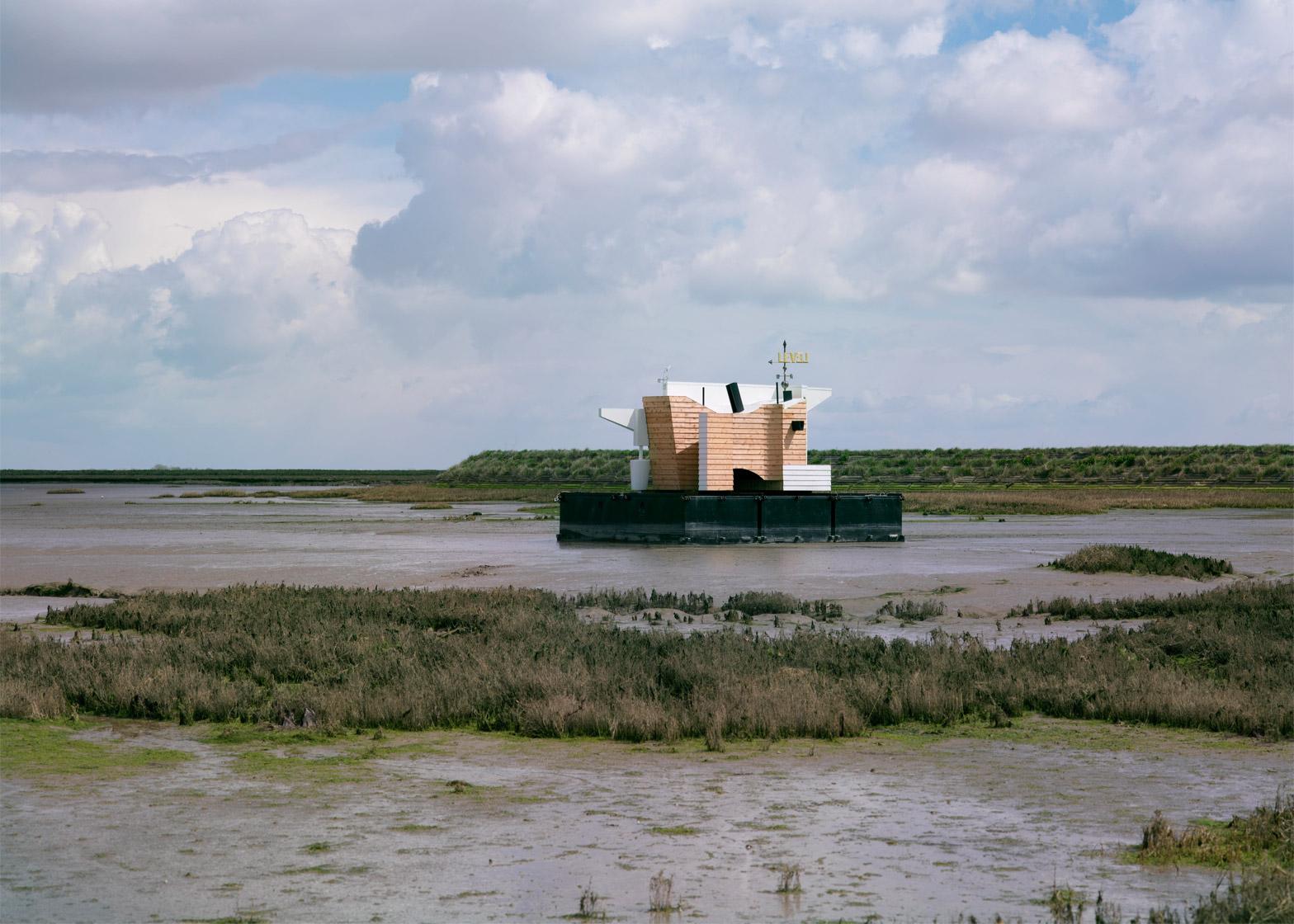 Flood House by Matthew Butcher