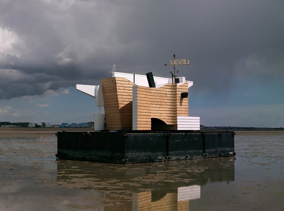 Flood House by Matthew Butcher