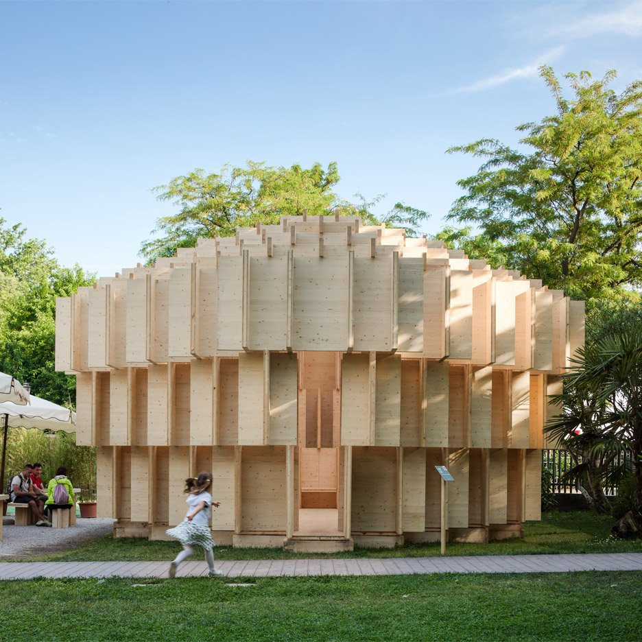 Forests of Venice pavilion offers a peaceful retreat from the Biennale crowds