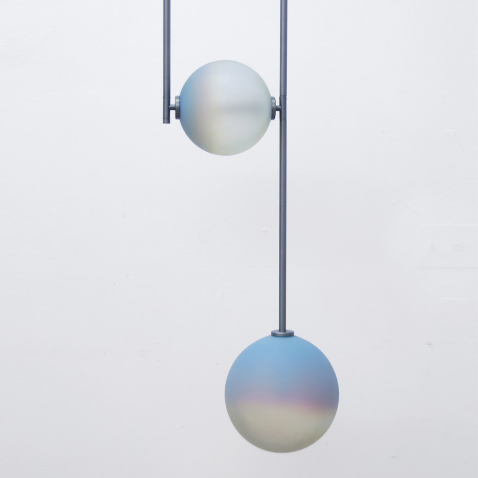 Future Perfect lighting by John Hogan for New York design week 2016