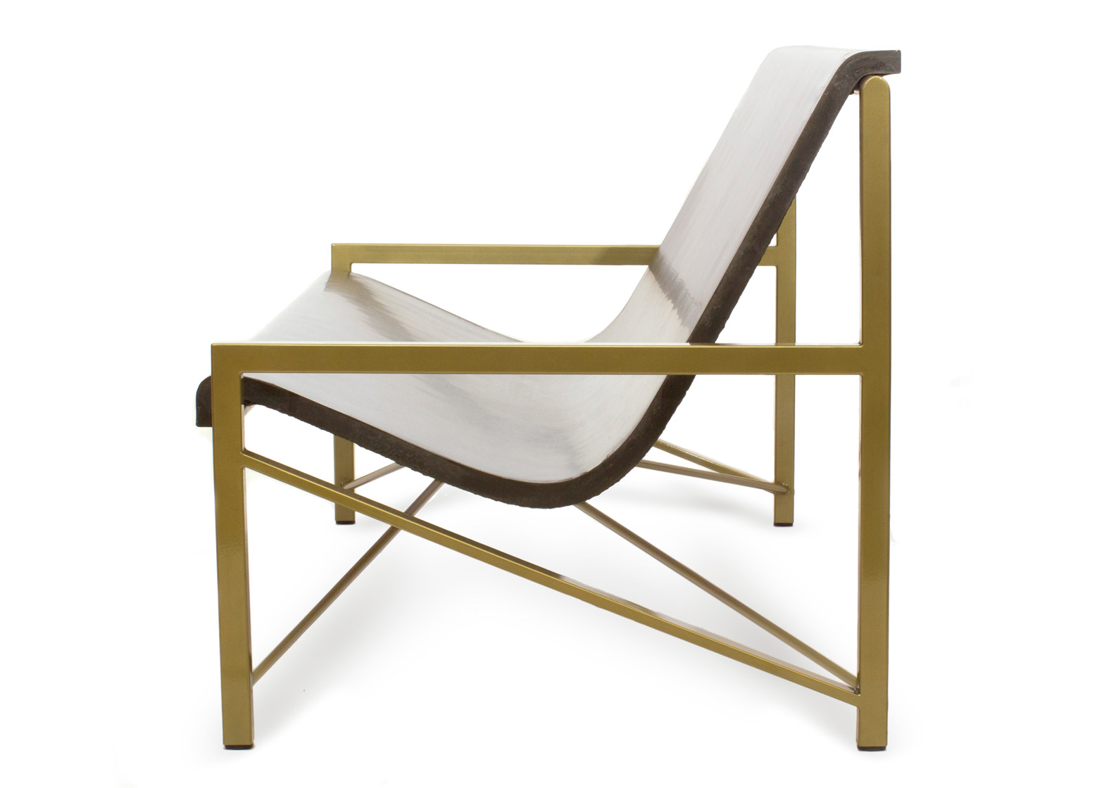 Galanter & Jones heated furniture at ICFF