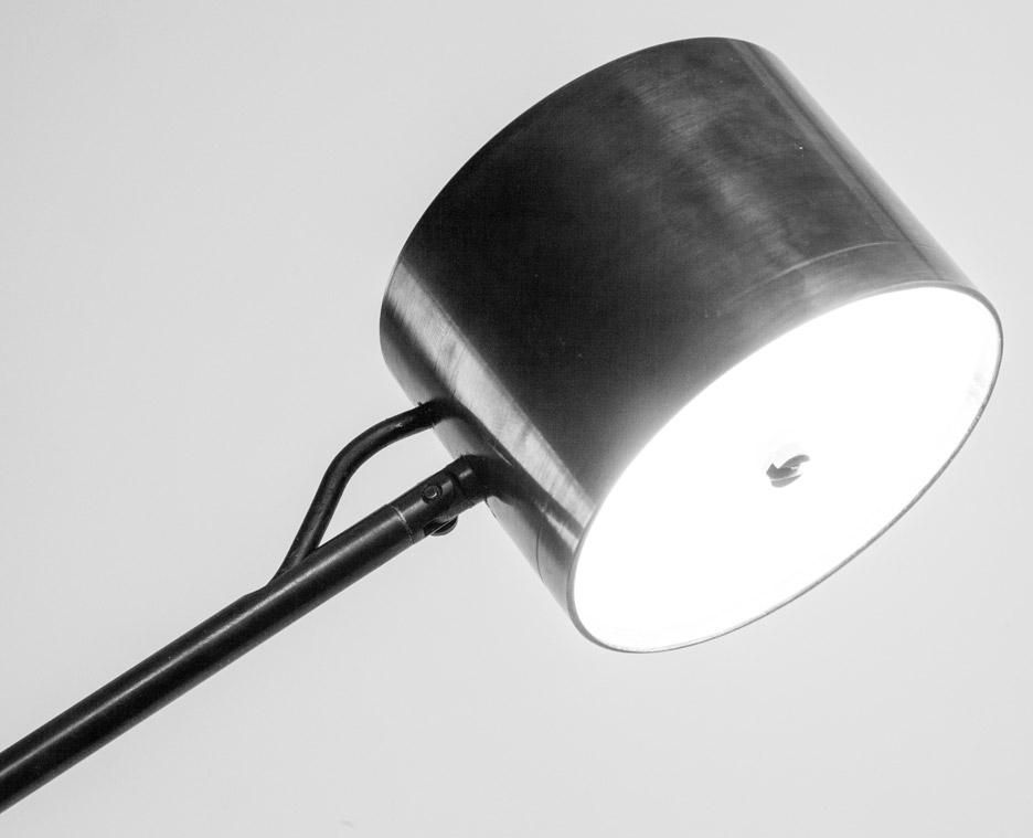 Gauge lamps designed by Kneip for Milan Design Week 2016