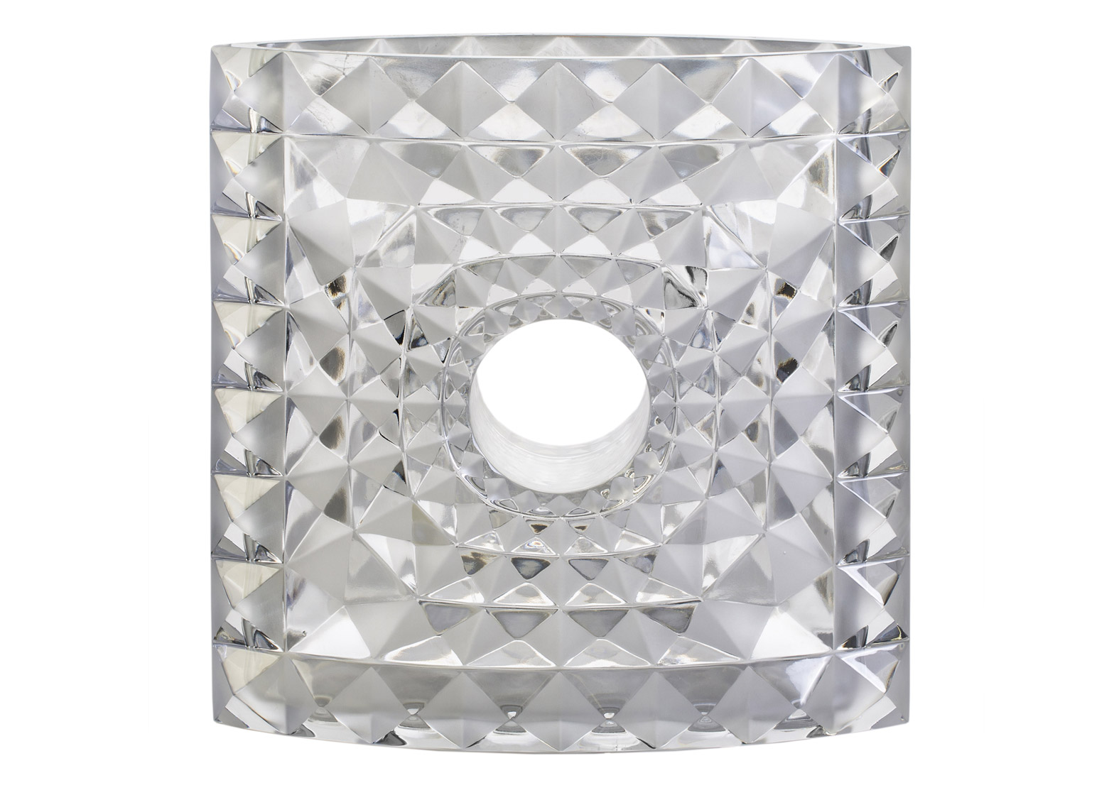 GEO Crystal architecture Mario Botta