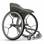 Benjamin Hubert's 3D-printed wheelchair to launch during Clerkenwell Design Week
