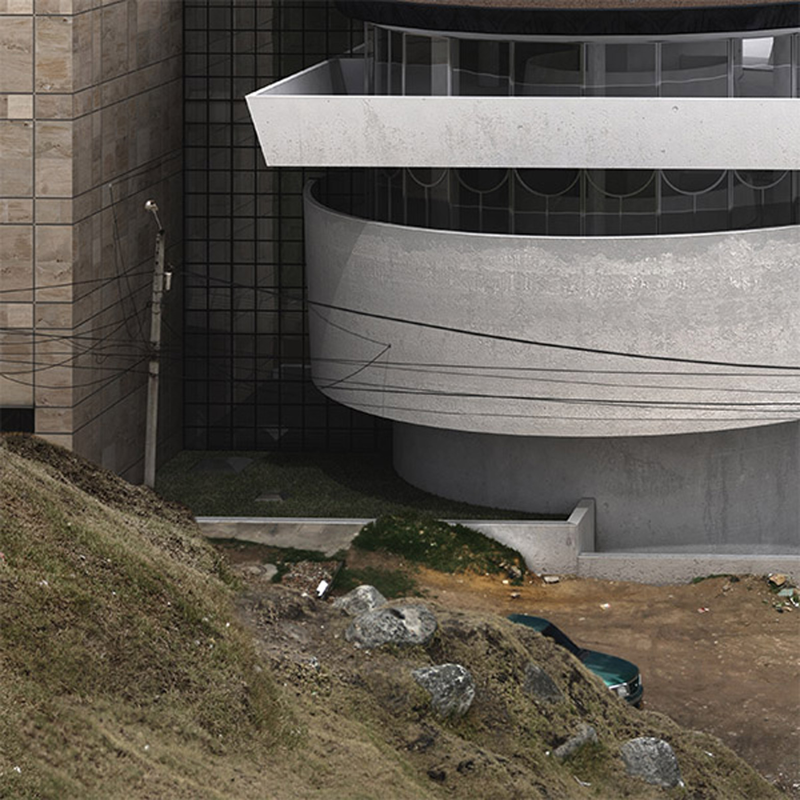 rafael uribe uribe existe Guggenheim photography project by Victor Enrich in Bogotá Colombia