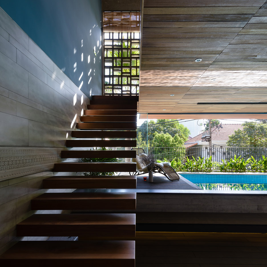 H House by Vo Duy Kim Architects