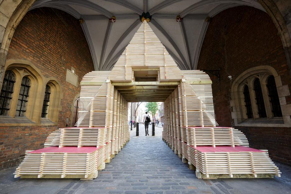 HakFolly at Clerkenwell design week