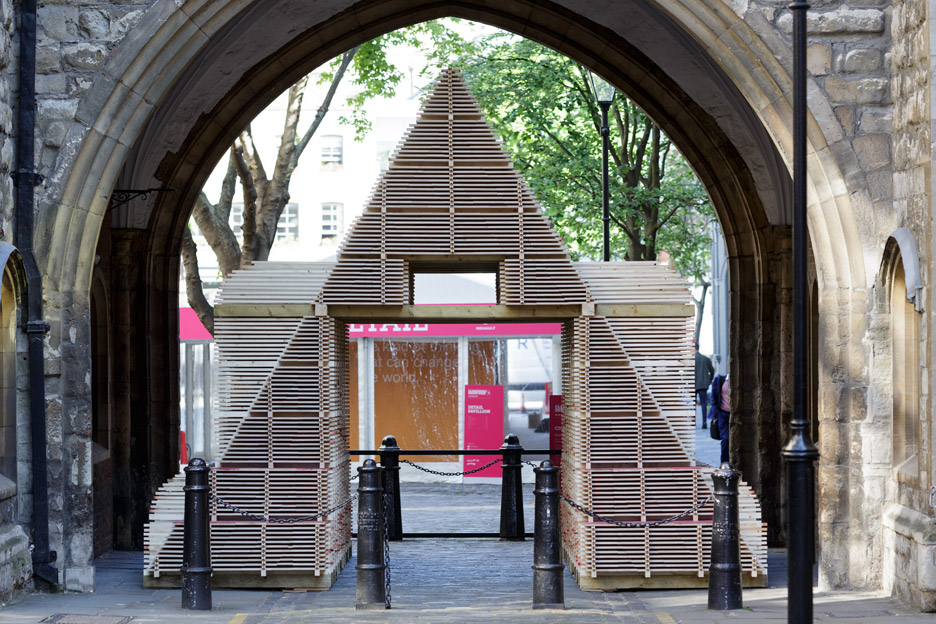 HakFolly at Clerkenwell design week