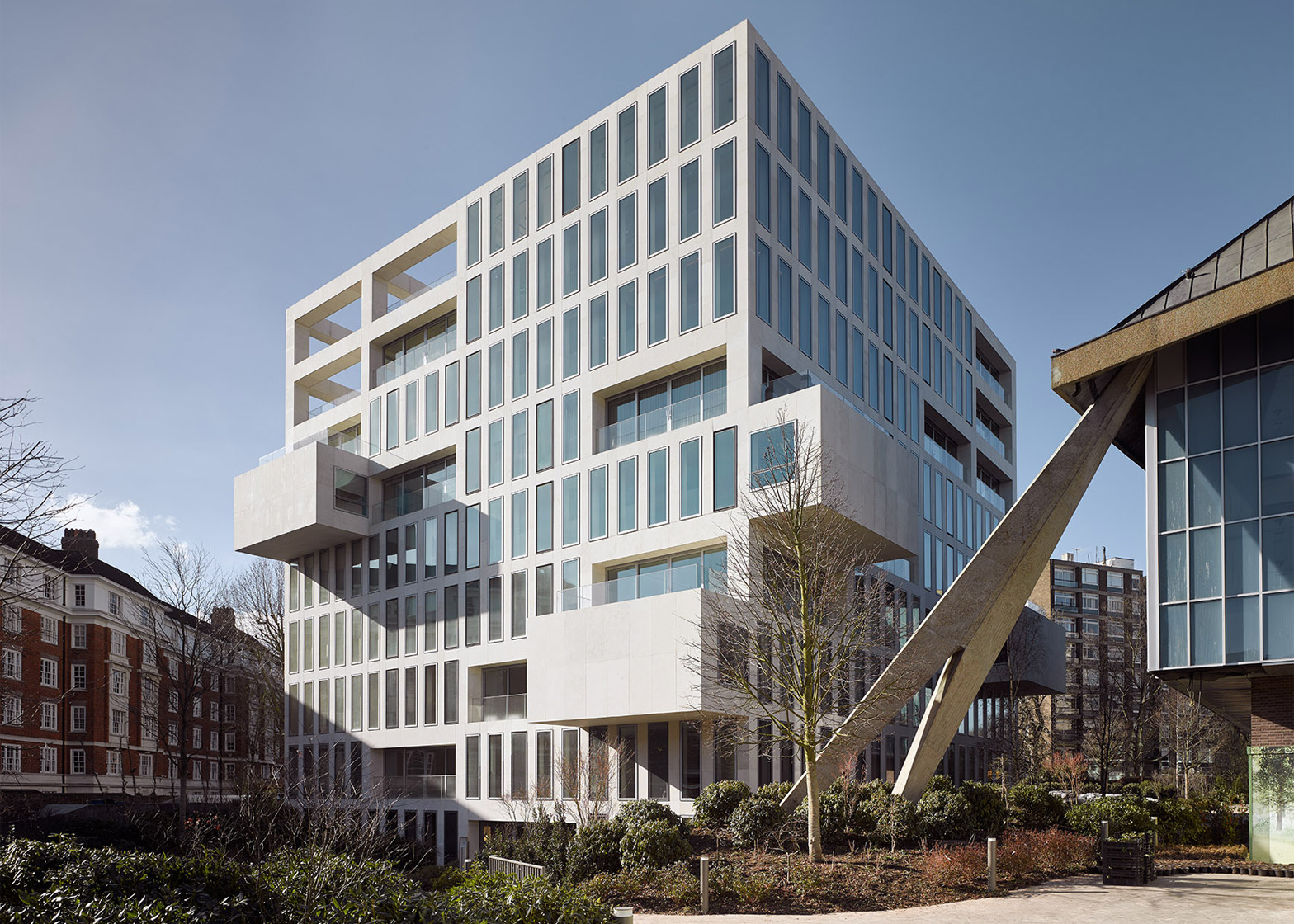 Oma and allies and morrison overhaul commonwealth institute for Oma design museum