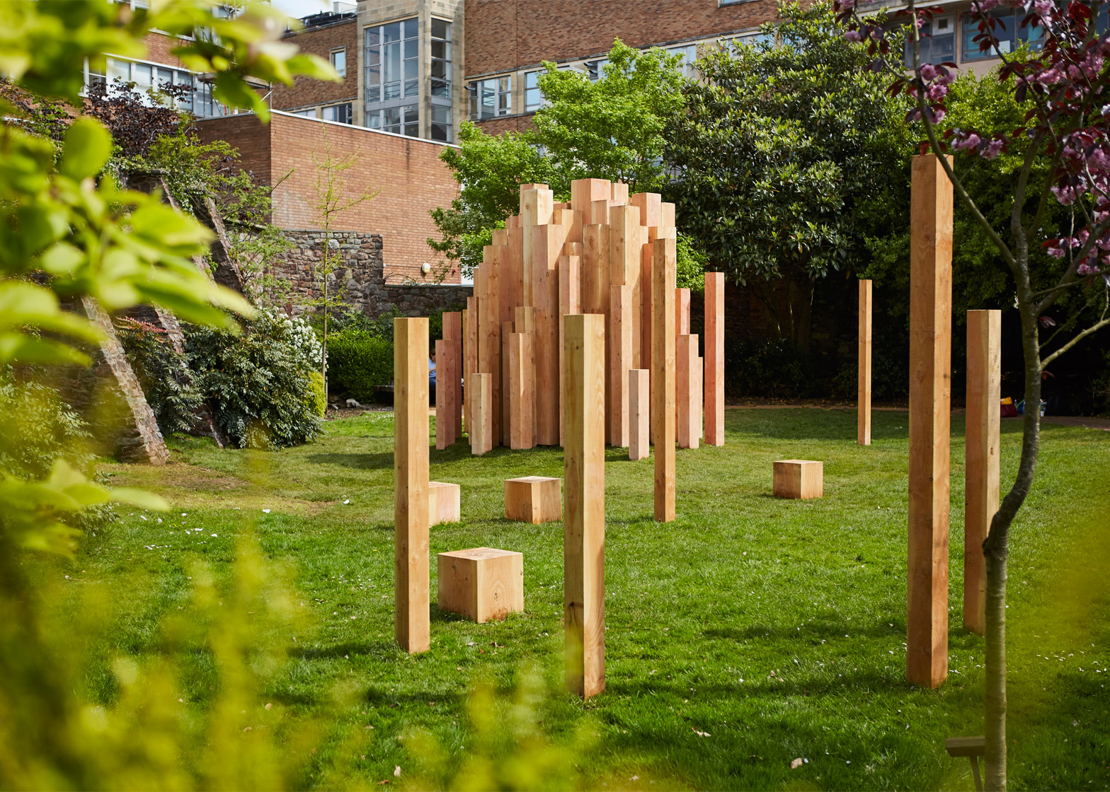 Hollow installation by Zeller & Moye & Katie Paterson