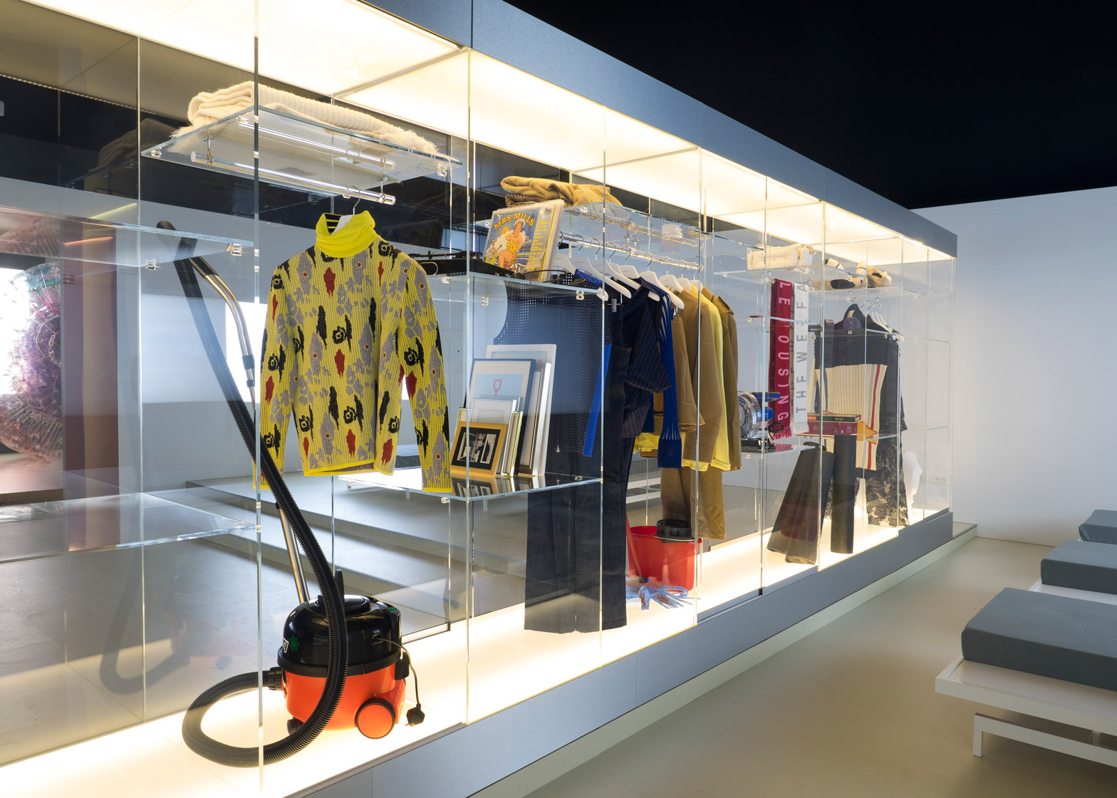 Home Economics exhibition for the British pavilion at the Venice Biennale 2016
