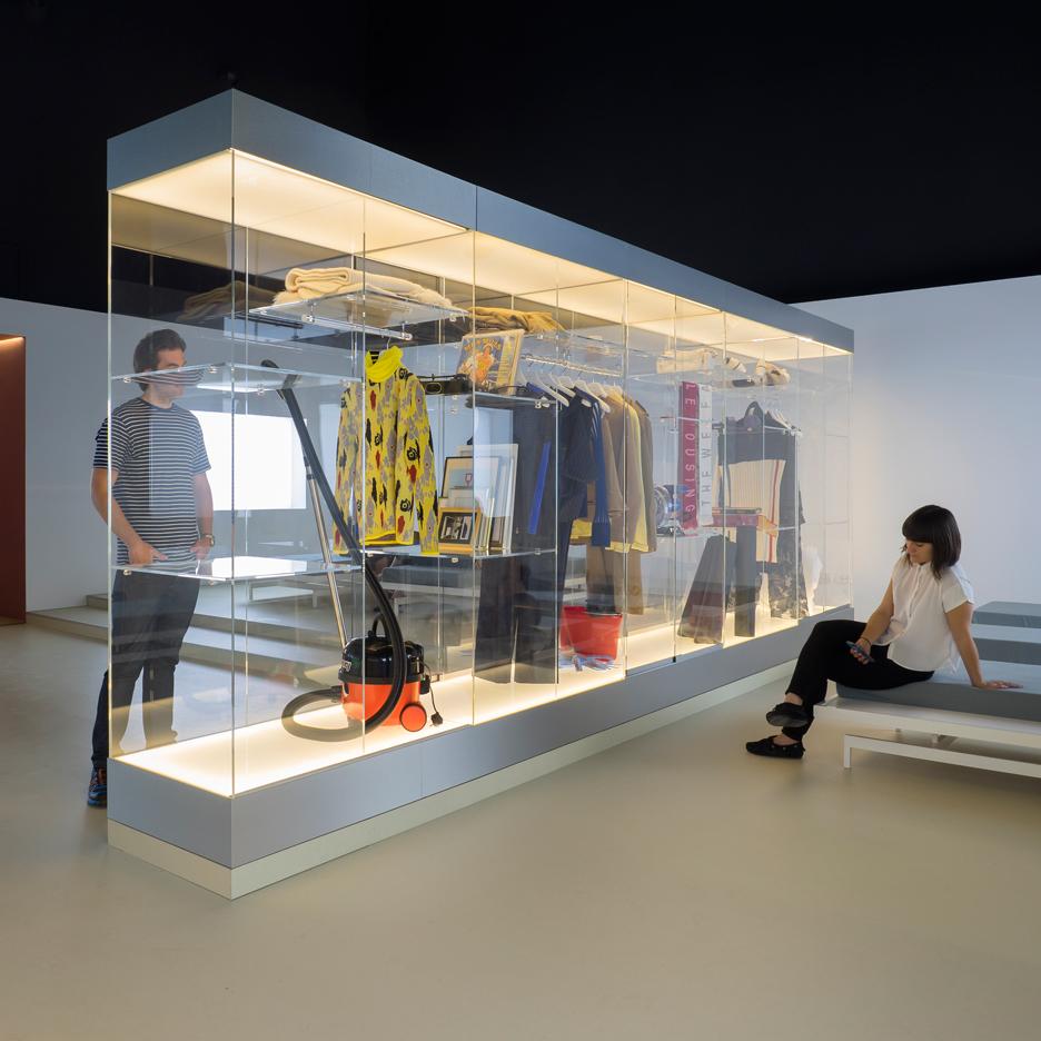 Home Economics exhibition for the British pavilion at the Venice Biennale 2016