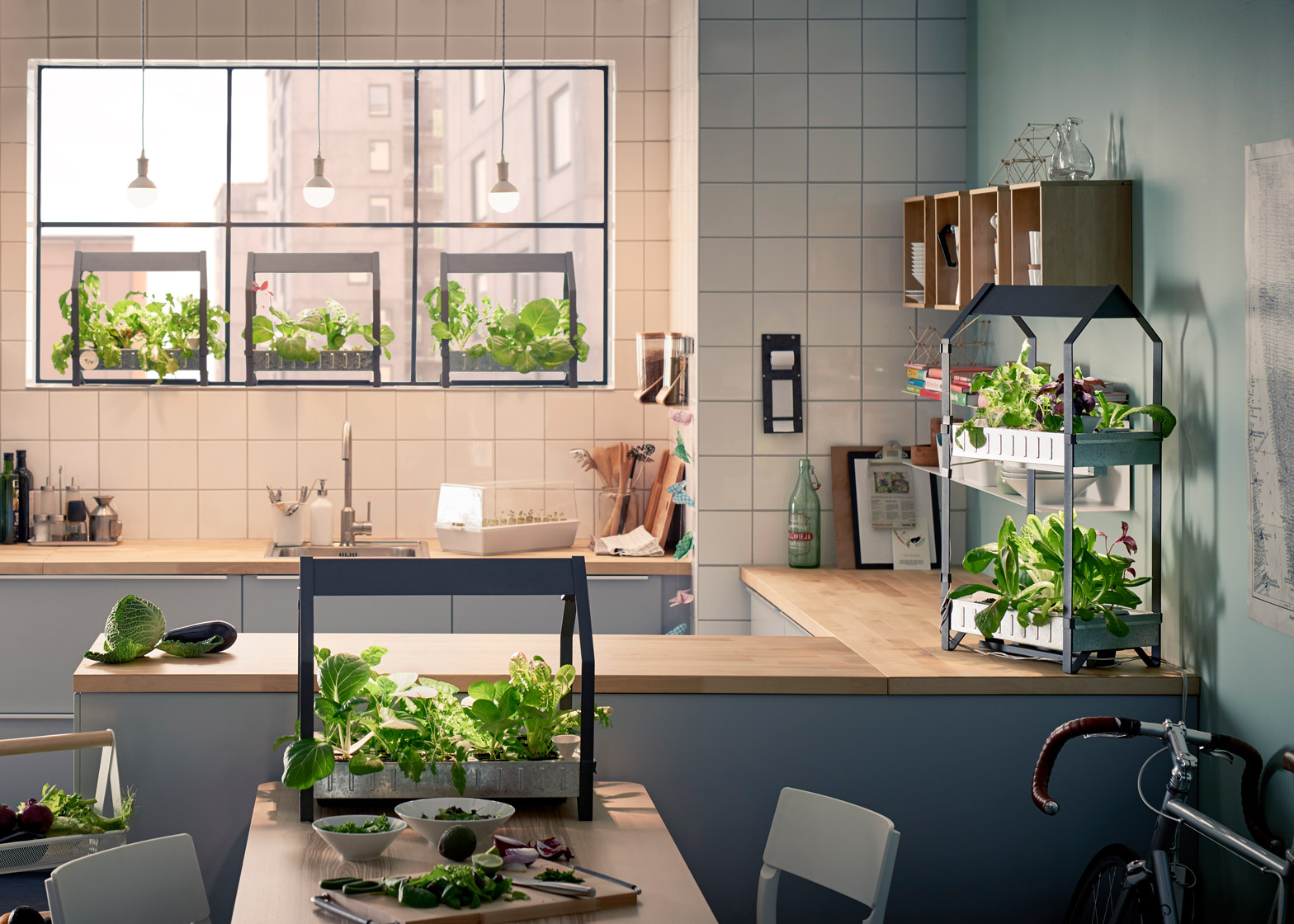Ikea moves into indoor gardening with hydroponic kit 17 of 17 ikea introduce a hydroponic indoor gardening kit workwithnaturefo