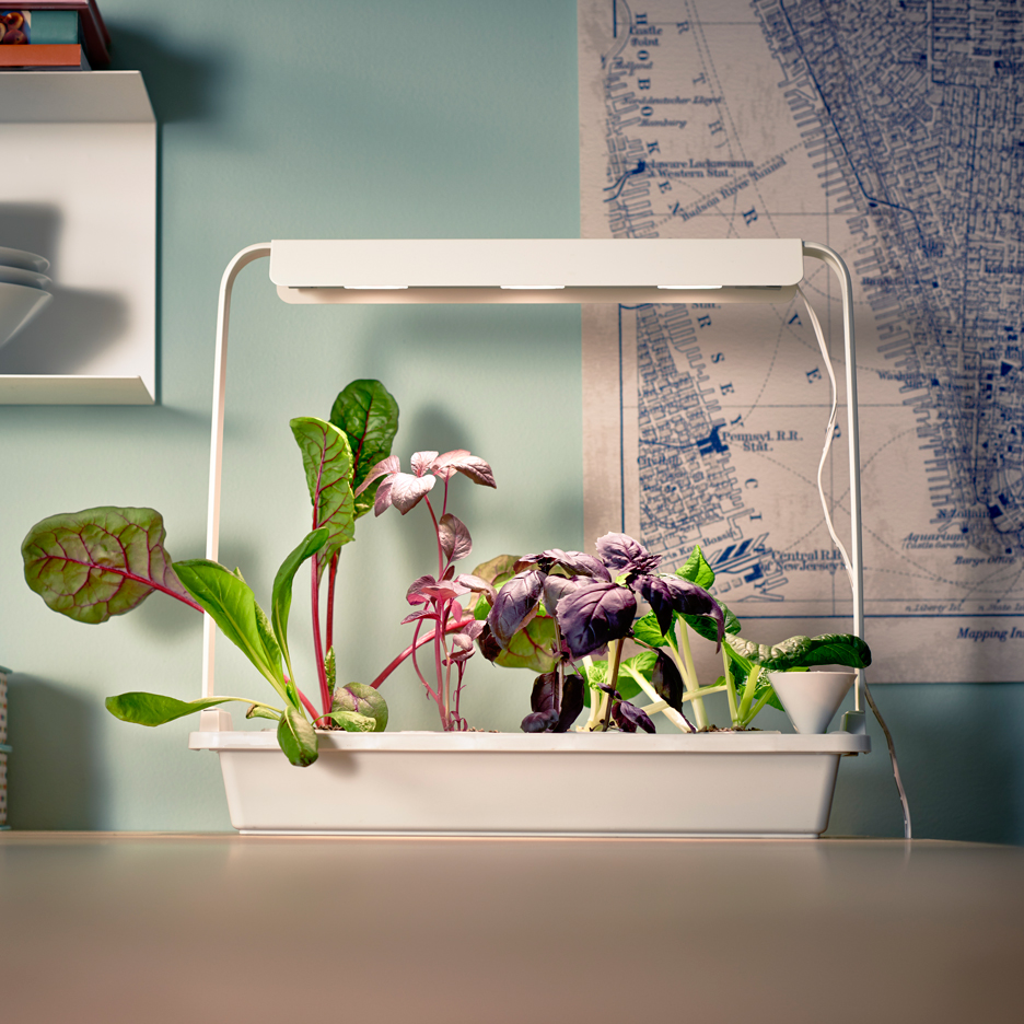 Ikea moves into indoor gardening with hydroponic kit ikea introduce a hydroponic indoor gardening kit workwithnaturefo
