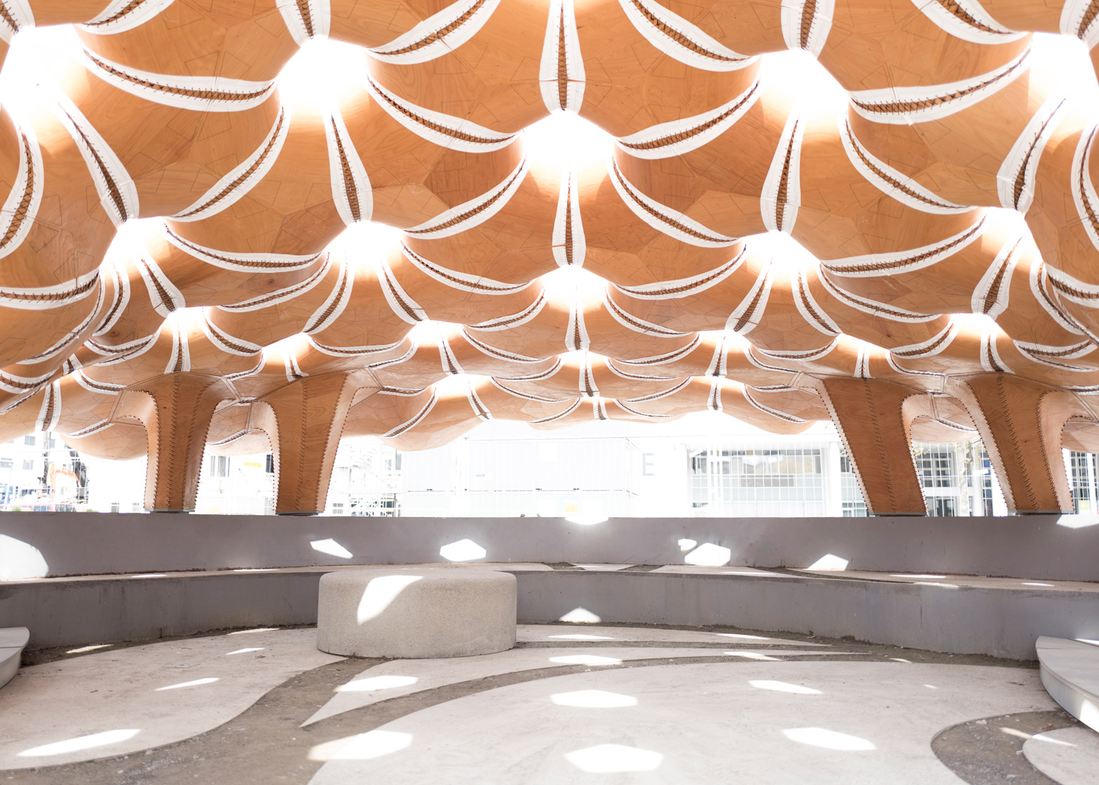 10 projects look forward to a world where robots produce architecture