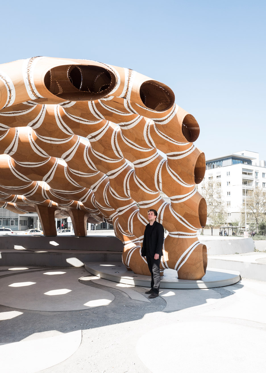 ICD/ITKE Research Pavilion 2015/16