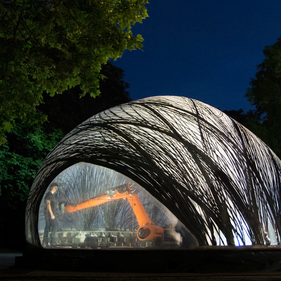 The ICD/ITKE Research Pavilion 2014-2015