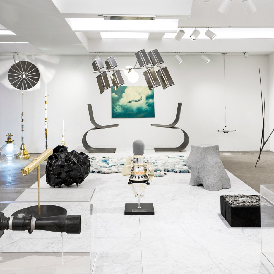 Progressland exhibition presents objects of exploration at New York's Chamber gallery