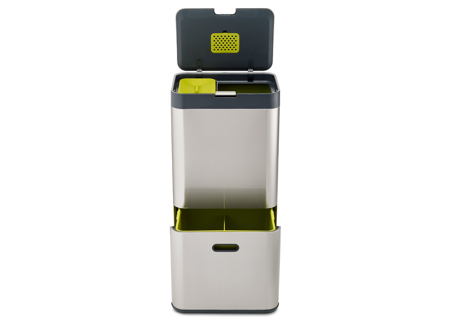 Totem waste bin designed by PearsonLloyd for Joseph Joseph