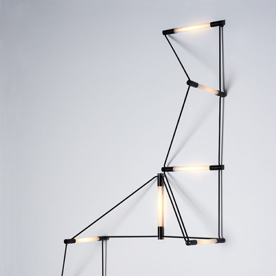 Meta lighting by James Dieter