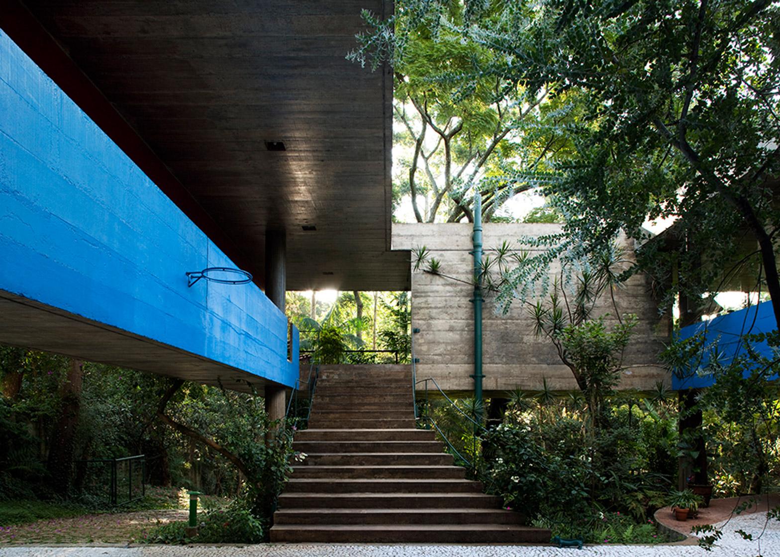 James King house, São Paulo, Brazil