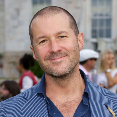 """Fewer designers seem to be interested in how something is actually made"" says Jonathan Ive"