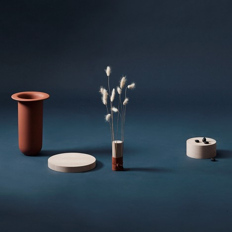 Nick Ross' Last of the Free homeware is based on Roman histories of Scottish tribes