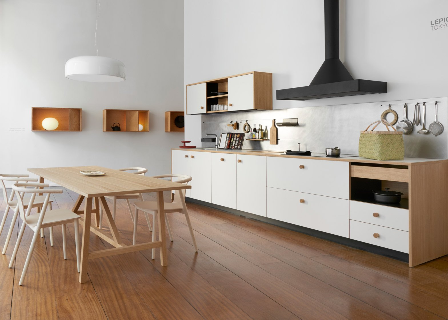 13 Of 13; Lepic Kitchen By Jasper Morrison