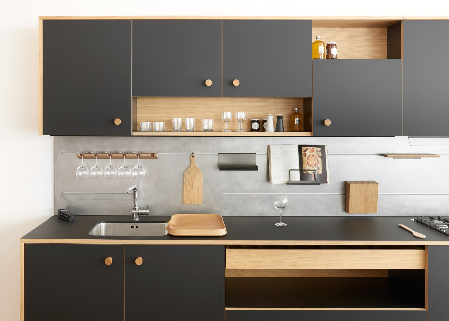 11 Of 13; Lepic Kitchen By Jasper Morrison
