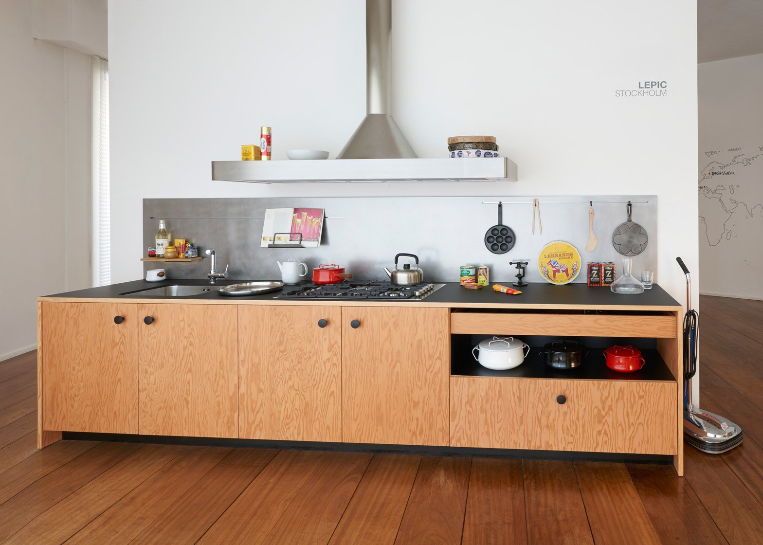 4 Of 13; Lepic Kitchen By Jasper Morrison