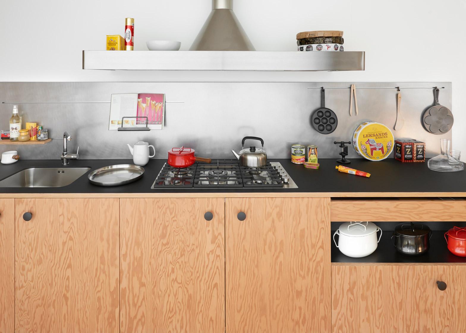 Lepic Kitchen by Jasper Morrison
