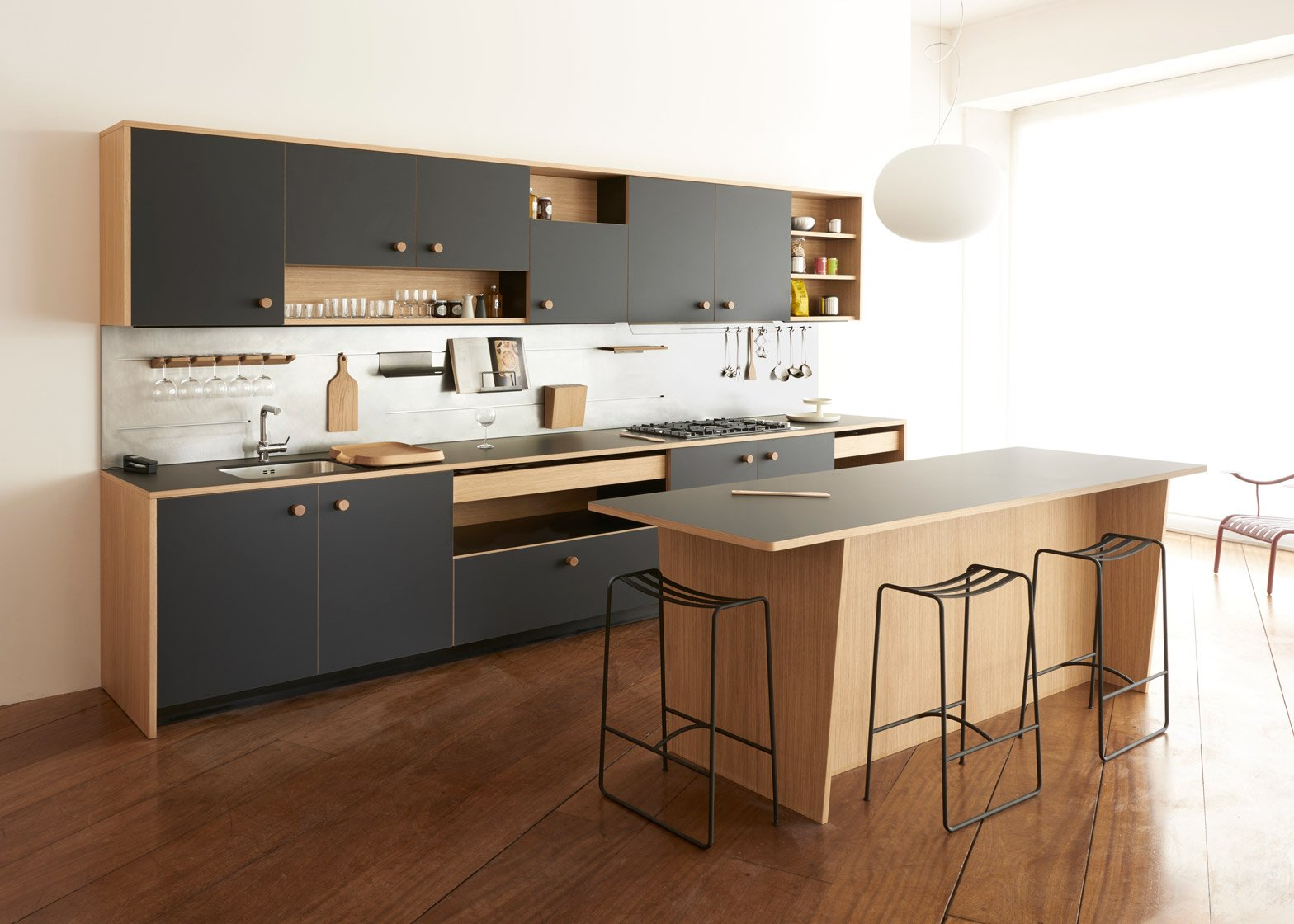 10 Of 13; Lepic Kitchen By Jasper Morrison