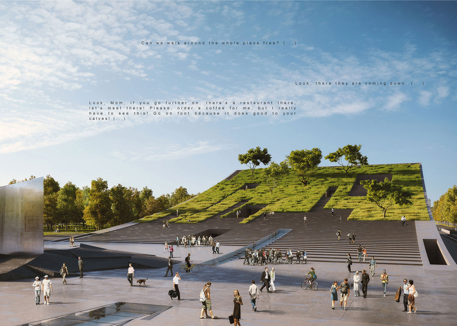 Napur Architect has won the Liget Museum of Ethnography in Budapest architecture competition