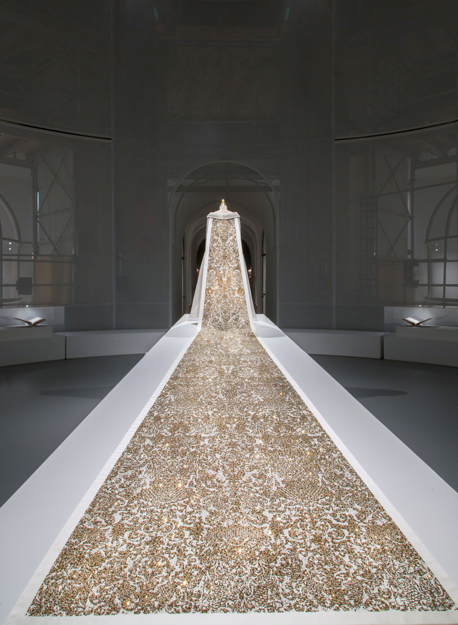 OMA designs The Met's Manus x Machina fashion and technology exhibition
