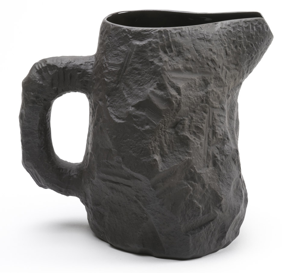 Max Lamb basalt crockery collection