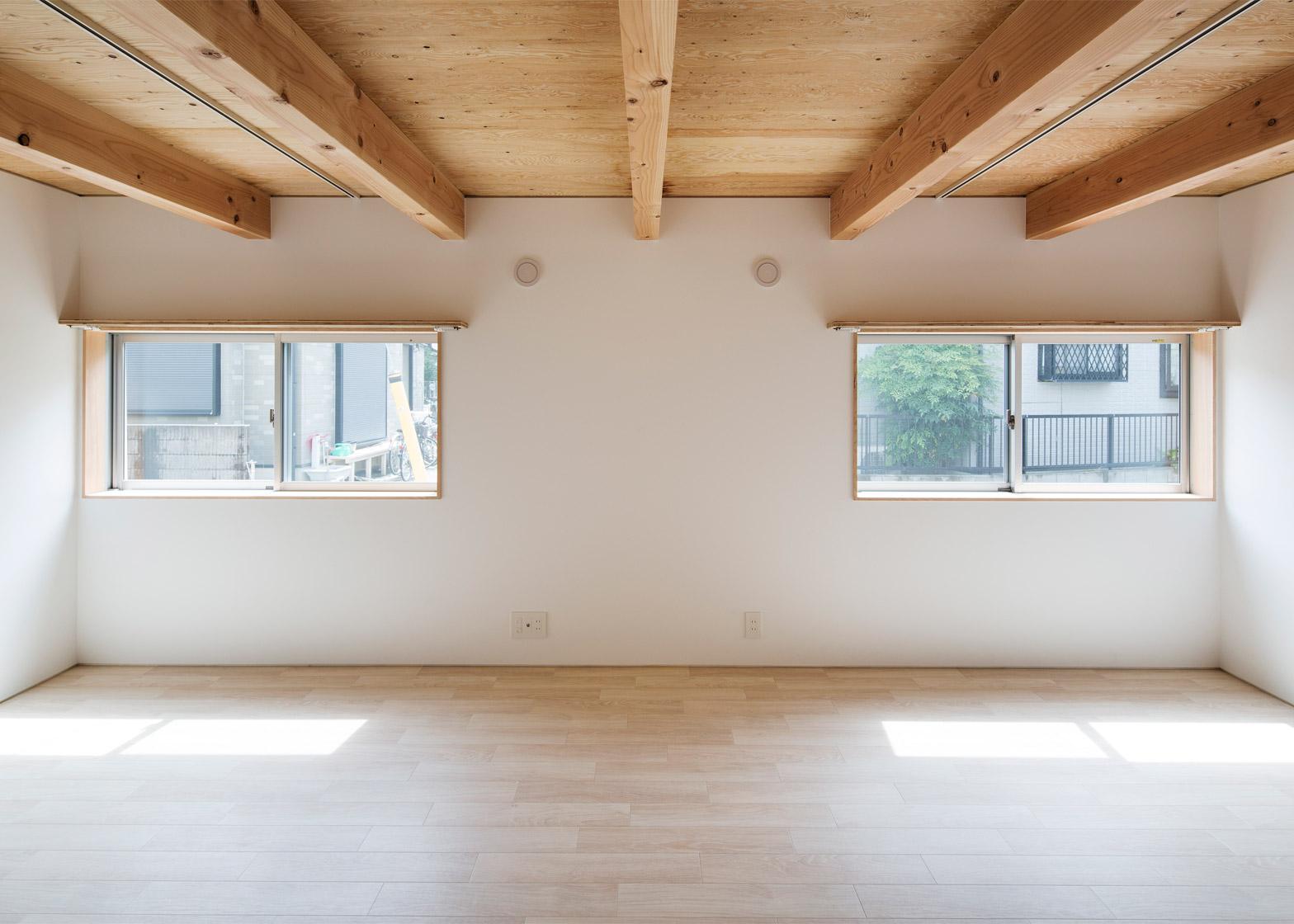 Module Grid House by Tetsuo Yamaji Architects