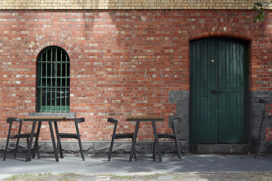 Australian product design: VUUE mornington furniture collection