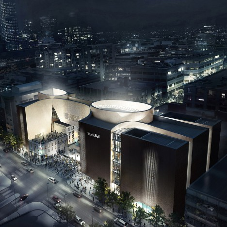 Massive music centre by Allied Works scheduled to open later this year in Calgary